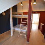 Chambre 2 lits doubles superposés